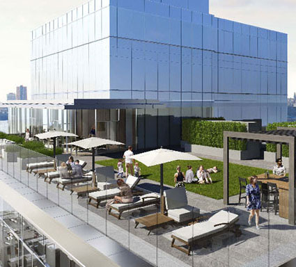 The Eugene furnished apartments near the  High Line Chelsea